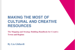 Image for Lia Ghilardi: Creative Towns and Regions Mapping Handbook